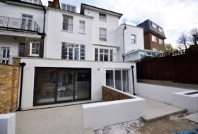 House Extension Merlose Road