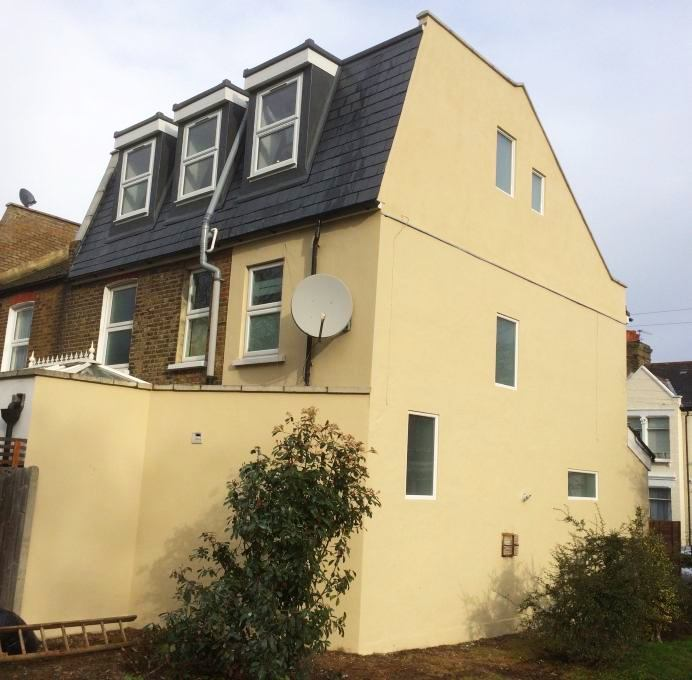 Loft Conversion Merton South-west London