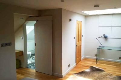 Loft Conversion Cromwell Road SW London
