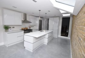 Double Storey Extension and House Refurbishment All Saints Rd South West London