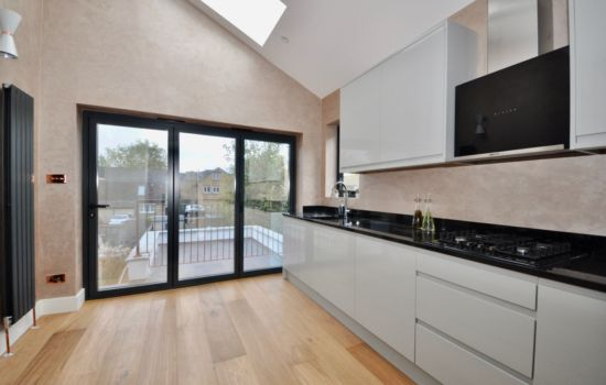 kitchen extension south west london